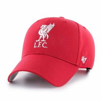 Czapka z daszkiem 47 Brand EPL Liverpool FC czerwona - EPL-RAC04CTP-RD-47 Brand