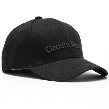 Czapka z daszkiem Ozoshi Shinzo czarna O20CP002-Ozoshi