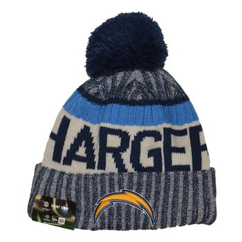 Czapka zimowa New Era NFL Los Angeles Chargers - 11460383 - New Era