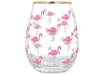 Czarka do wina PPD Ava Flamingi, 590 ml-PPD