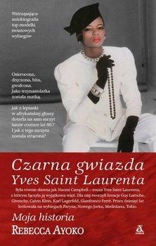 Czarna gwiazda Yves Saint Laurenta                      (ebook)
