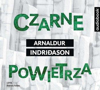Czarne powietrza-Indridason Arnaldur