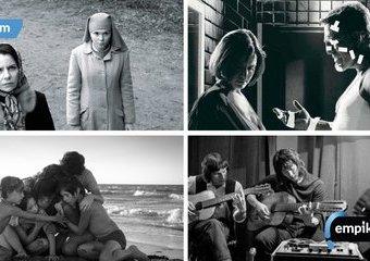 Czarnobiałe filmy współczesne. Które warto obejrzeć?