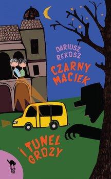 Czarny Maciek i tunel grozy                      (ebook)