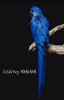 Czarny notatnik-Nortman Ann M.