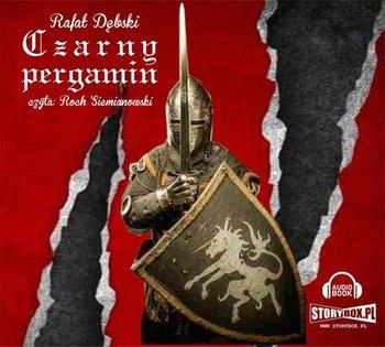 Czarny pergamin-Dębski Rafał
