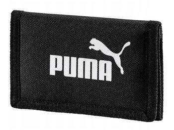 Czarny Portfel Puma Phase Wallet 075617-01-Puma