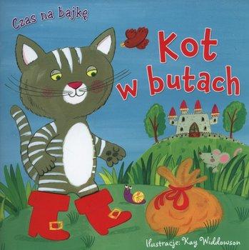 Czas Na Bajkę Kot W Butach Opracowanie Zbiorowe Książka W