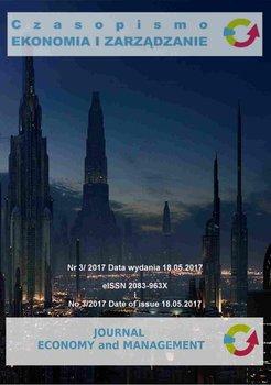 Czasopismo Ekonomia i Zarządzanie. Nr 3/2017