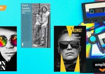 Czego słuchać czytając biografie Eltona Johna, Freddiego Mercury'ego, Muńka czy Kory?