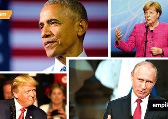 Czego słuchają światowi przywódcy?