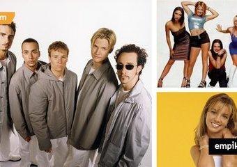 Czego słuchaliście w latach 90.?