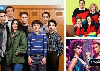 """Obejrzysz trzeci sezon """"Stranger Things"""" i co dalej? Siedem seriali osadzonych w latach 80., które musisz znać"""