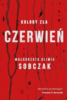 Czerwień. Kolory zła-Sobczak Małgorzata Oliwia