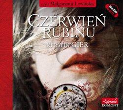 Czerwień rubinu. Trylogia czasu-Gier Kerstin