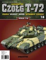 Czołg T-72 Zbuduj Własny Model Słynnego Czołgu!