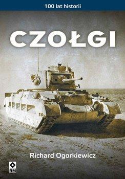 Czołgi. 100 lat historii-Ogorkiewicz Richard