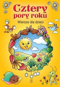 Cztery pory roku. Wiersze dla dzieci                      (ebook)