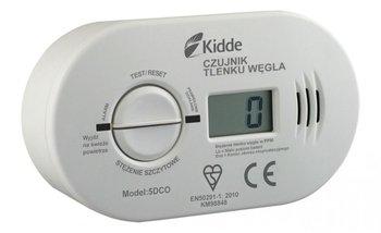 Czujnik czadu z wyświetlaczem LCD KIDDE 5DCO -KIDDE