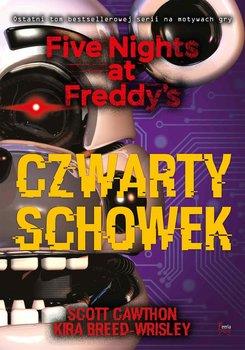 Czwarty schowek. Five Nights at Freddy's. Tom 3-Cawthon Scott, Breed-Wrisley Kira