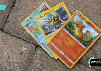 Czy już wszystkie masz? Karty Pokémon oczywiście!