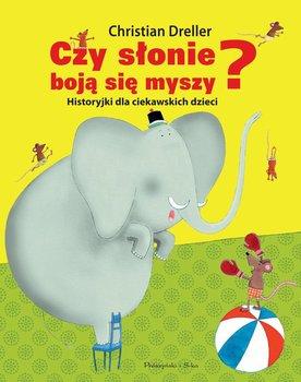 Czy słonie boją się myszy? Historyjki dla ciekawskich dzieci                      (ebook)