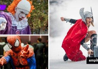 Czym jest cosplay i kto robi to najlepiej?