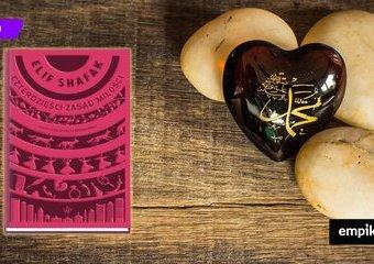 """Czytaj, kochaj i zmieniaj swoje życie. """"Czterdzieści zasad miłości"""" Elif Şafak – recenzja"""