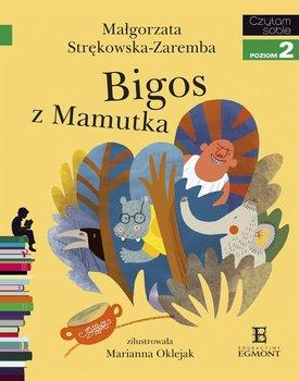 Czytam sobie. Bigos z mamutka. Poziom 2                      (ebook)
