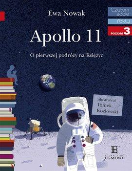 Czytam sobie. Fakty. Apollo 11. O pierwszej podróży na księżyc. Poziom 3                      (ebook)