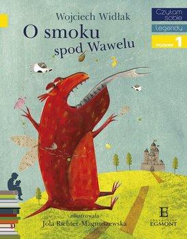 Czytam sobie. Legendy. O smoku spod Wawelu. Poziom 1                      (ebook)