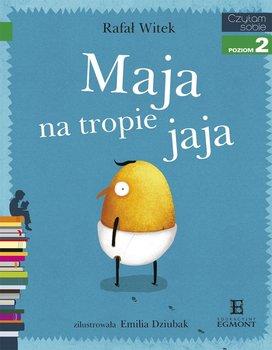 Czytam sobie. Maja na tropie jaja. Poziom 2                      (ebook)