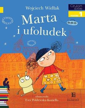 Czytam sobie. Marta i ufoludek. Poziom 1                      (ebook)