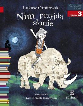 Czytam sobie. Nim przyjdą słonie. Poziom 3                      (ebook)