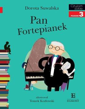 Czytam sobie. Pan Fortepianek. Poziom 3                      (ebook)