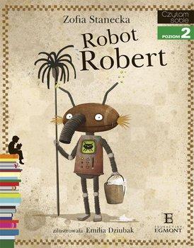 Czytam sobie. Poziom 2. Robot Robert                      (ebook)