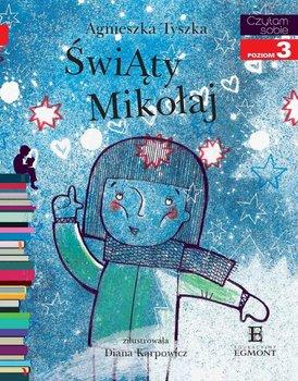 Czytam sobie. Świąty Mikołaj. Poziom 1                      (ebook)