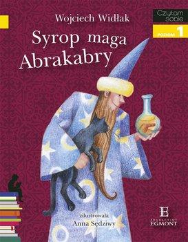 Czytam sobie. Syrop Maga Abrakabry. Poziom 1                      (ebook)