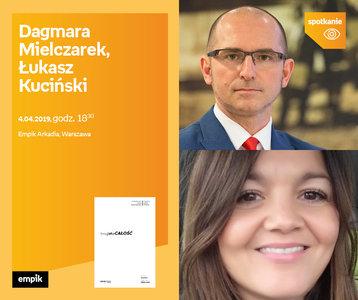 Dagmara Mielczarek, Łukasz Kuciński | Empik Arkadia