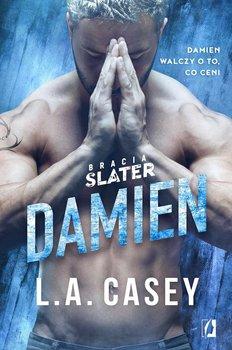 Damien. Bracia Slater. Tom 5-Casey L.A.