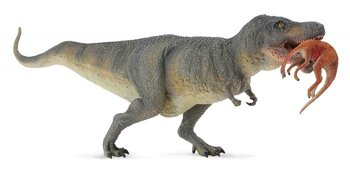 Dante, figurka Dinozaur Tyrannosaurus Rex z ofiarą-Dante