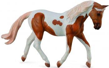 Dante, figurka  Koń rasy pinto mare palomino-Dante
