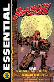 Daredevil. Część 2. Essential. Tom 8-Lee Stan
