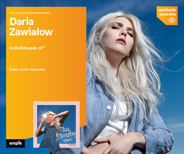 Daria Zawiałow | Empik Junior
