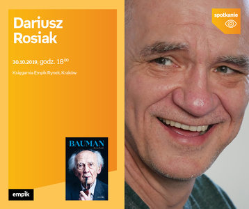 Dariusz Rosiak | Księgarnia Empik Rynek