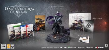 Darksiders: Genesis - Edycja Kolekcjonerska-Airship Syndicate