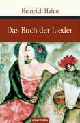 Das Buch der Lieder-Heine Heinrich