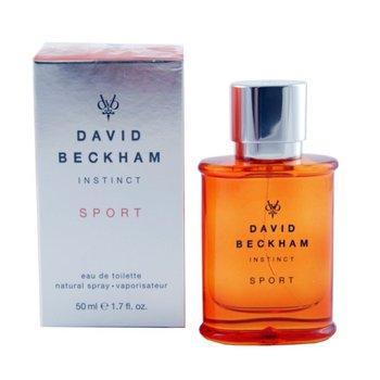 David Beckham, Instinct Sport, woda toaletowa, 50 ml-David Beckham