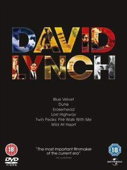 David Lynch: Collection (brak polskiej wersji językowej)-Lynch David