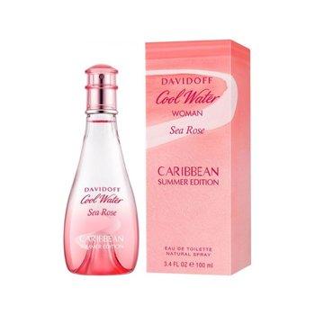 Davidoff, Cool Water Sea Rose Caribbean Summer, woda toaletowa, 100 ml-Davidoff